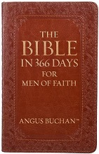 The Bible in 366 Days for Men of Faith, angus Buchan
