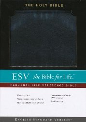 ESV personal size Reference Bible