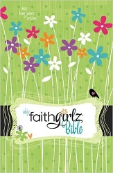 Faith Girlz NKJV Bible