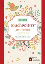 Touchpoints for Women God's answers for your every need