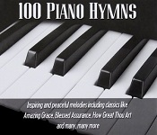 100 piano hymns CD