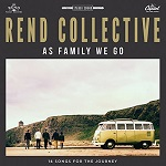 Rend Collective CD As Family we Go