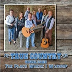 True Country Gospel Band: The Place where I worship CD