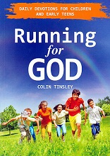 Running for God by Colin Tinsley