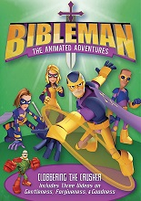 Bibleman Animated Adventures Clobbering the Crusher DVD