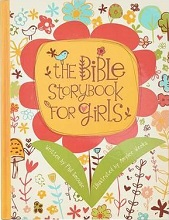 Bible story book for girls