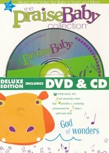 Praise Baby DVD and CD God of Wonders Deluxe Collection