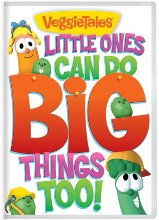Veggie Tales DVD Little Ones can do Big Things too!