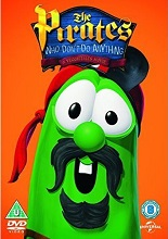 Veggie Tales The Pirates who Don't do anything DVD