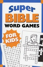 Super Bible Word Games
