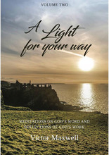 Light for your way devotional by Victor Maxwell