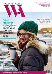 Woman Alive February 2018 issue