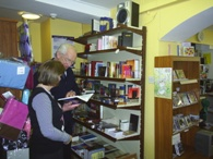 Burning Bush bookshop